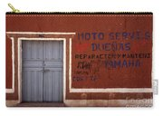 Rustic Mechanic Repair Shop Carry-all Pouch