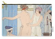 Medical Massage Carry-all Pouch by Joseph Kuhn-Regnier