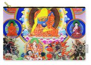 Medicine Buddha 12 Carry-all Pouch