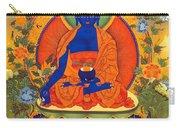 Medicine Buddha Carry-all Pouch