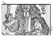 Medicine: Charlatan, C1600 Carry-all Pouch