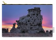 Medicine Rocks Sunset Carry-all Pouch
