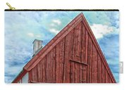 Medieval Building Carry-all Pouch by Antony McAulay