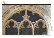 Medieval Church Window Ornaments Carry-all Pouch