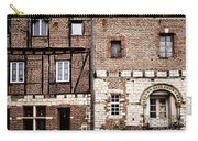 Medieval Houses In Albi France Carry-all Pouch by Elena Elisseeva