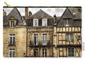 Medieval Houses In Vannes Carry-all Pouch by Elena Elisseeva