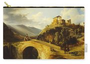 Medieval Landscape Carry-all Pouch