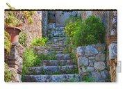 Medieval Saint Paul De Vence 1 Carry-all Pouch by David Smith