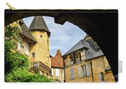 Medieval Sarlat  Carry-all Pouch