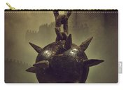 Medieval Spike Ball  Carry-all Pouch