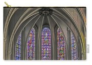 Medieval Stained Glass Carry-all Pouch