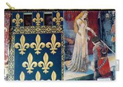 Medieval Tapestry Carry-all Pouch