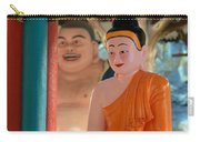 Meditating Buddha In Lotus Position Carry-all Pouch
