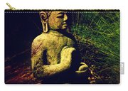 Meditating Buddha Carry-all Pouch