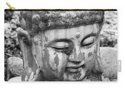 Meditation Bw Carry-all Pouch