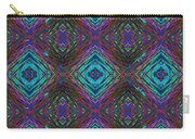 Meditation Print					 Carry-all Pouch