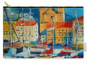 Mediterranean Harbor Carry-all Pouch