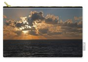 Mediterranean Sunrise Carry-all Pouch