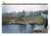 Medomak River, Waldoboro,maine Carry-all Pouch
