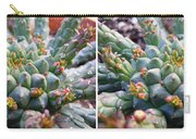 Medusa Succulent In Stereo Carry-all Pouch