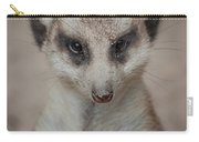 Meerkat Stare-down Carry-all Pouch
