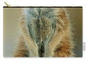 Meerkat Suricata Suricatta Carry-all Pouch