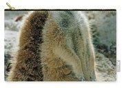 Meerkats Suricata Suricatta Carry-all Pouch