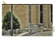 Meet Me On The Steps Carry-all Pouch
