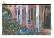 Meeting Street Inn Charleston Carry-all Pouch by Richard Harpum