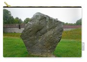 Megalith At Avebury Carry-all Pouch