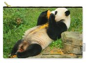 Mei Xiang Chowing On Frozen Treat Carry-all Pouch