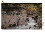 Meigs Falls In Autumn Carry-all Pouch