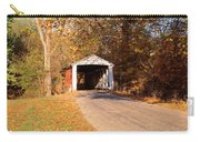 Melcher Covered Bridge Parke Co In Usa Carry-all Pouch