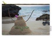 Mele Kalikimaka Merry Christmas From Paako Beach Maui Hawaii Carry-all Pouch