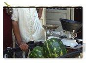 Melon Seller Old Medina Fez Morocco Carry-all Pouch