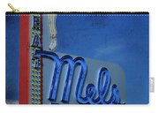 Mels Drive In Celebrity Bar Carry-all Pouch by Janice Rae Pariza