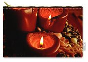 Melted Candles Carry-all Pouch