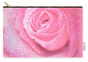 Melting In Pink Carry-all Pouch