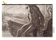 Memnon's Statue Carry-all Pouch