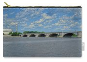 Memorial Bridge After The Storm Carry-all Pouch