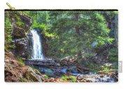 Memorial Falls Logjam Carry-all Pouch