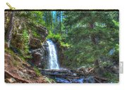 Memorial Falls With Sky Carry-all Pouch