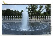 Memorial Fountain Washington Dc Carry-all Pouch