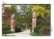 Memorial Park Autumn Carry-all Pouch