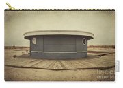 Memories In The Sand Carry-all Pouch