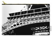 Eiffel Tower Silhouette Carry-all Pouch