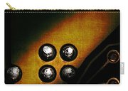 Memory Chip Number Three Carry-all Pouch by Bob Orsillo