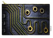 Memory Chip Number Two Carry-all Pouch
