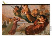 Memory Of Heaven Carry-all Pouch