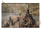Memory Of Spain Carry-all Pouch by Victor Hugo